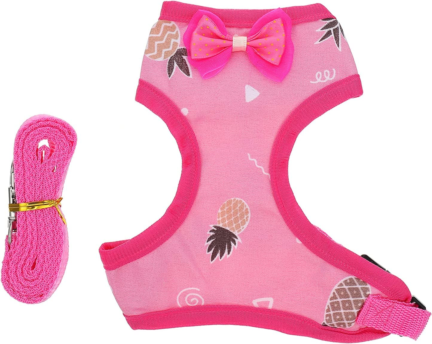 balacoo Indianapolis Mall Hen Harness with Lead Rooster Leash Breathable Max 78% OFF Har Chest