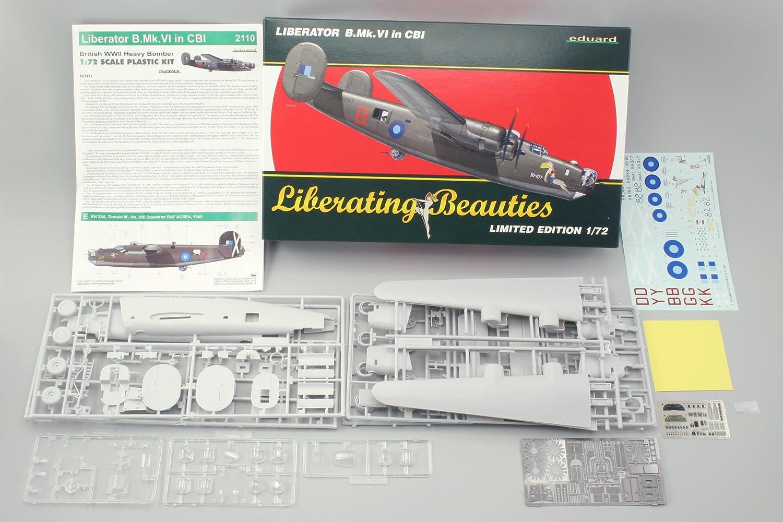 Eduard Plastic Kits 2110 - Liberator B. Mk.VI in CBI Limited