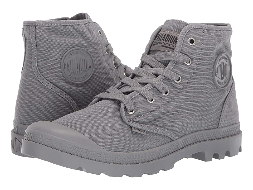 Palladium Pampa Hi (Titanium) Men
