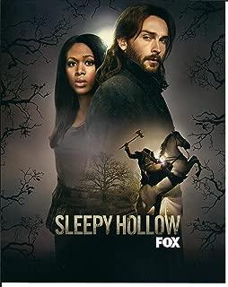 Sleepy Hollow Promo 8x10 Photo with Tom Mison, Nicole Beharie & Headless Horseman