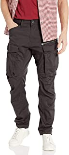 G-STAR RAW Rovic Zip 3D Tapered Pantalones para Hombre