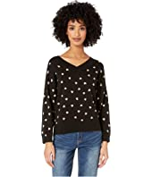 Kate Spade New York - Heart It Heartbeat Sweater