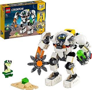 LEGO Le Robot d'Extraction Spatiale