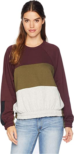 Dolman Fleece Crew