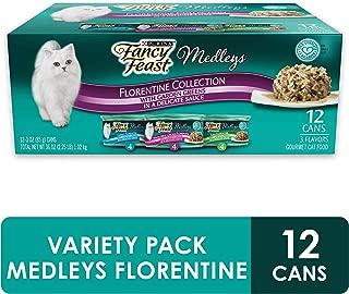 fancy feast elegant medleys nutrition