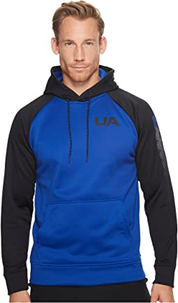 Armour Fleece Color Block Pullover Hoodie