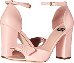 Ankle Strap Heel with Bow