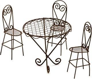 Best dollhouse garden furniture Reviews