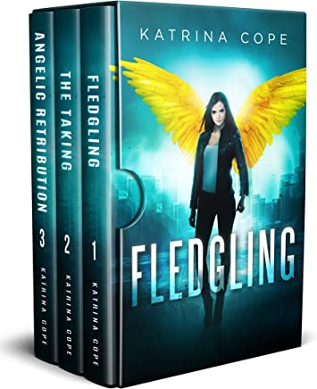 Afterlife Series Box Set: the Angel Trilogy Collection (Fledgling/The Taking/Angelic Retribution) (English Edition)