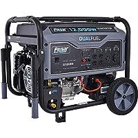 Pulsar G12KBN 12000 Watt Dual Fuel (Hybrid) Portable Generator + $25GC