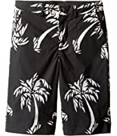 Dolce & Gabbana Kids - Palm Leaf Bermuda (Toddler/Little Kids)