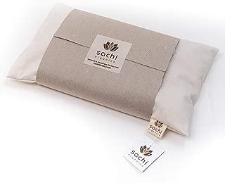 Sachi Organics Buckwheat Hull Neck Pillow Small