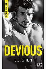 """Devious : Après """"Vicious"""", le tome 2 de la série New Adult à succès """"SINNERS"""" Format Kindle"""