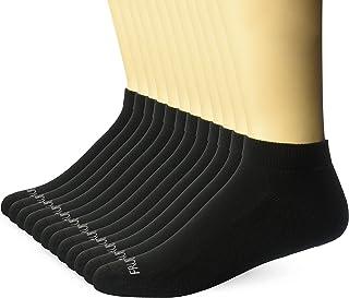 Men's 12 Pair Cushioned Low Cut Sock