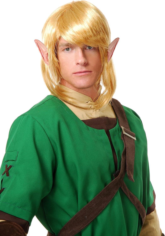 Philadelphia Mall Charlotte Mall Charades Men's Elf Wig Costume Warrior