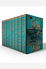 Guns of the West: Eight Classic Western Novels Kindle Edition