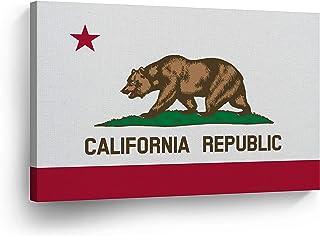 California Wood Wall Art California Home Decor California Magnet Board California Metal Wall Art California Steel Home Office Decor
