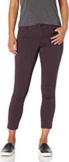 Women's Ab Solution Petite Ankle Length Twill Pant