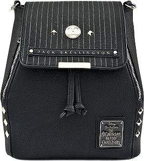 x Nightmare Before Christmas Jack Skellington Convertible Mini Backpack