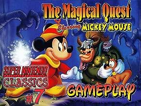 Clip: The Magical Quest Gameplay (SNES Classics 7)