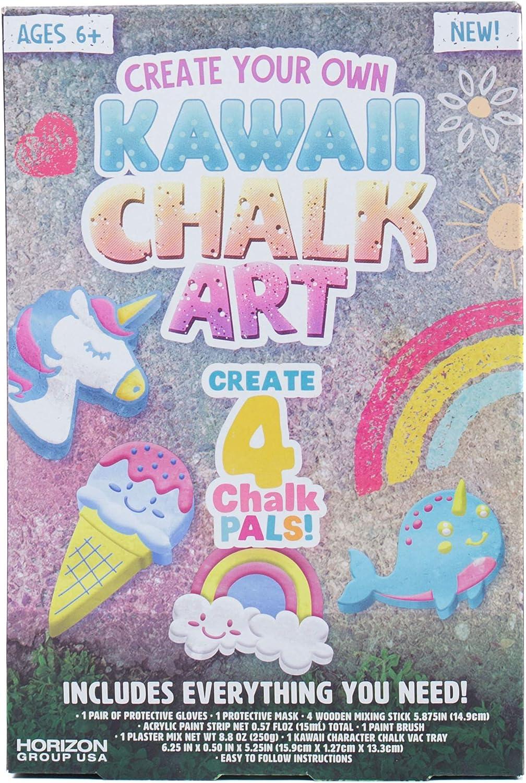 Horizon Group Kawaii Chalk Art pals safety Create 4 sold out