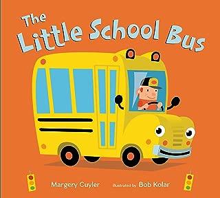The Little School Bus (Little Vehicles)