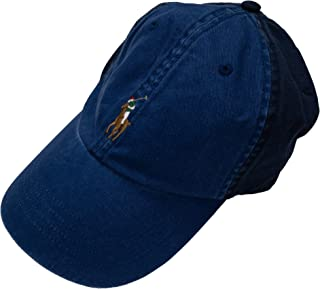Polo Ralph Lauren Gorra de béisbol ajustable de algodón