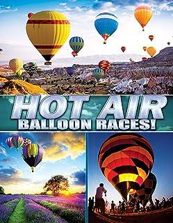 Hot Air Balloon Races!