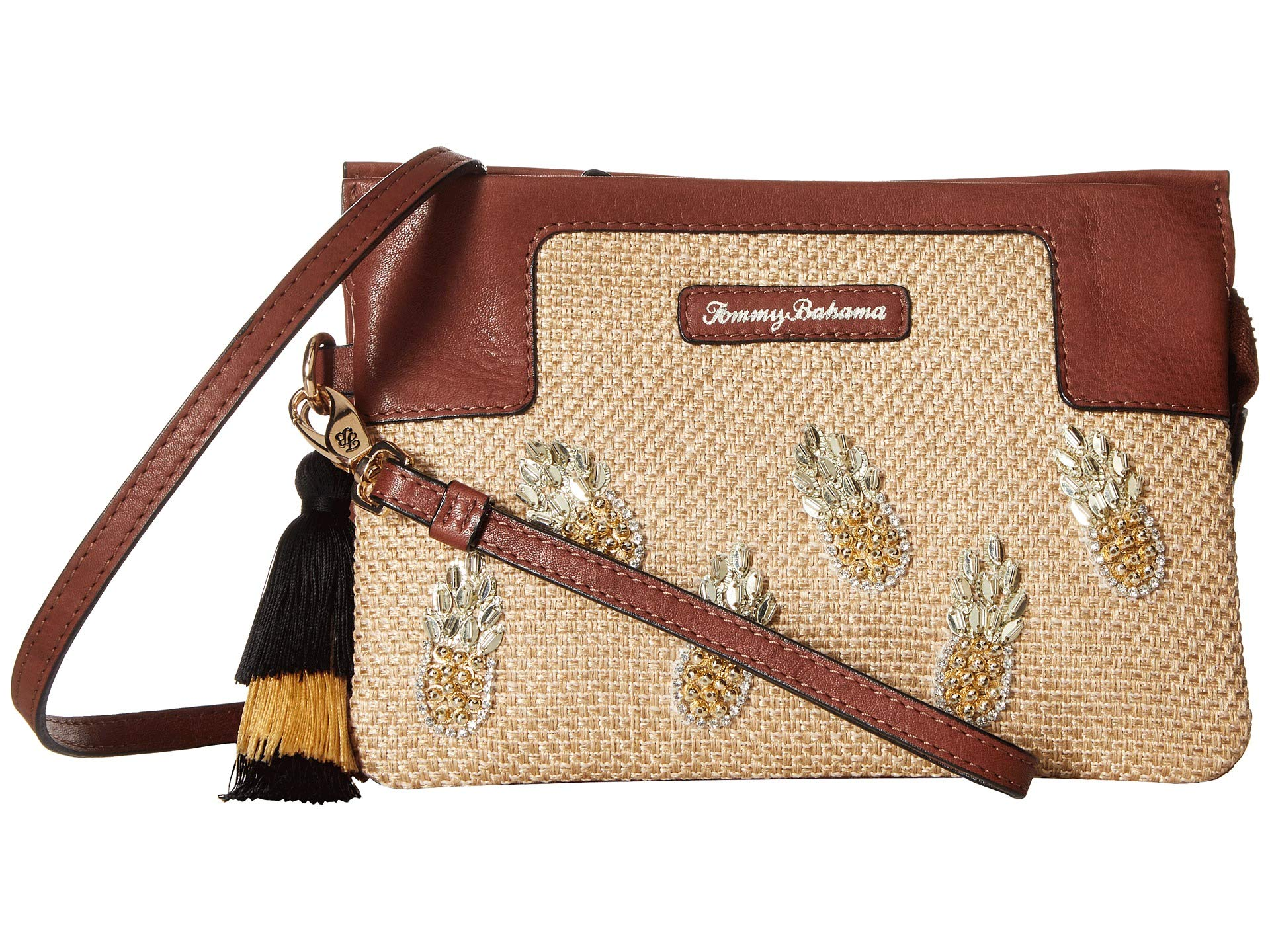 Tommy Natural Crossbody nutmeg Bahama Irazu Tw18HTOa