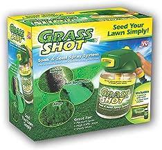 Best grass shot hydroseeding Reviews
