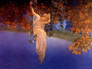 Maxfield Parrish Reveries National Museum of American Illustration 30