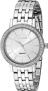 Citizen Women's EL3040-80A Silver Stainless-Steel Japanese Quartz Fashion Watch