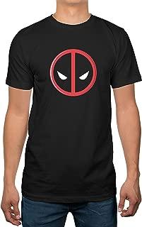 Deadpool 2 Movie Logo Mens Black T-Shirt