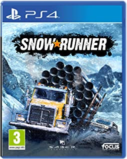 SnowRunner - PS4 (PS4)