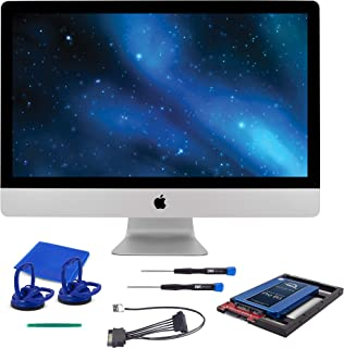 OWC SSD Upgrade Bundle for 2011 iMacs, OWC Mercury Electra 250GB 6G SSD, AdaptaDrive 2.5