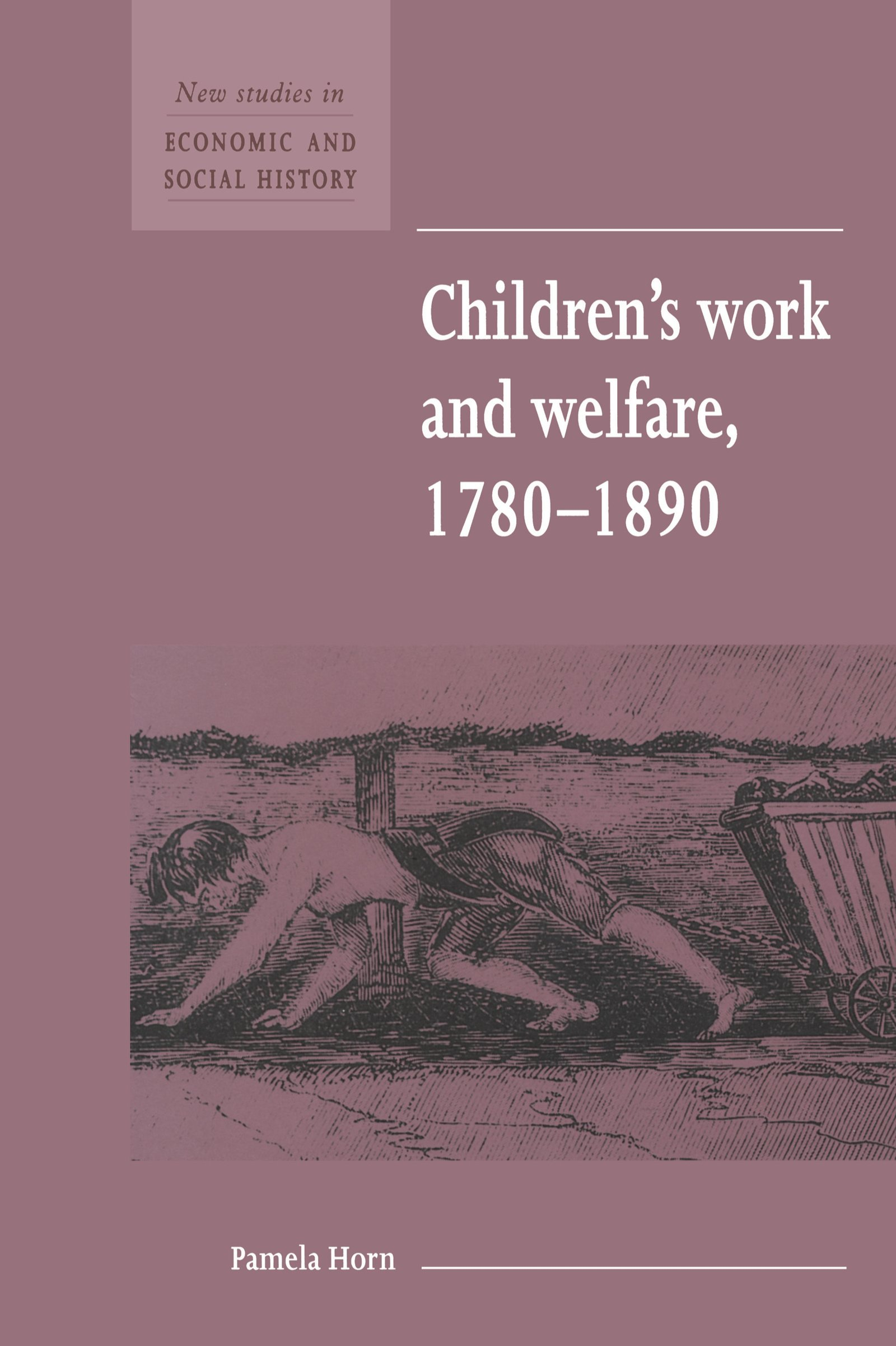 Children's Work and Welfare 1780–1890 (New Studies in Economic and Social History Book 25)