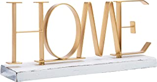 Best gold home sign Reviews
