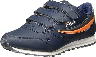 Fila Boy's Orbit Velcro Low Jr Sneakers