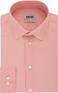 Kenneth Cole Unlisted Men's Dress Shirt Regular Fit Solid