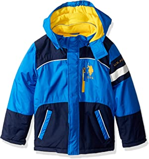 U.S. Polo Assn. Boys' Stadium Outerwear Jacket