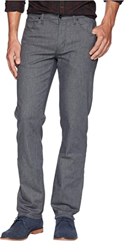 Slim Fit Slubbed Stretch Denim Pants