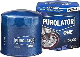 Purolator PL24651 PurolatorONE Oil Filter (Pack of 2)