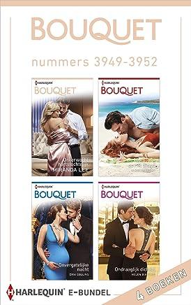 Bouquet nummers 3949 - 3952