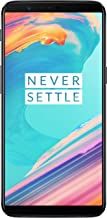 OnePlus 5T (Midnight Black, 6GB RAM, 64GB Storage)