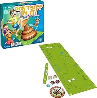 Hasbro Don't Step In It Estuche de Juego - Juegos y