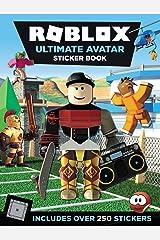 Roblox Ultimate Avatar Sticker Book Paperback