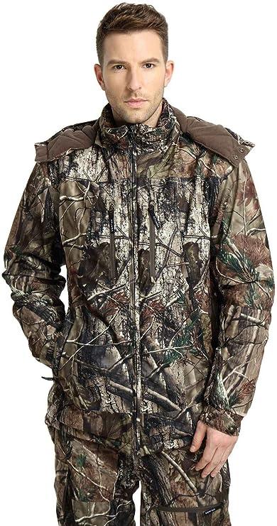 Krumba Camouflage Hunting Windproof Waterproof Jacket