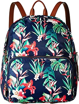 Siesta Key Zip Backpack
