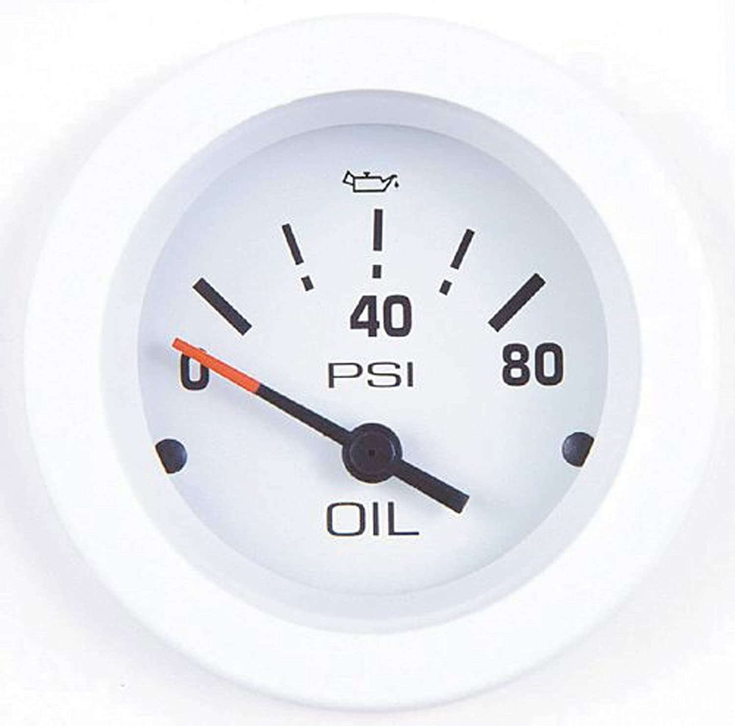 SeaStar Solutions Arctic Oil Pressure Gauge