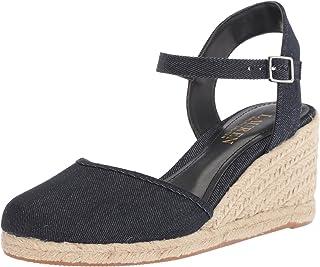 f8370d9fd3e Amazon.com  Lauren by Ralph Lauren - Platforms   Wedges   Sandals ...
